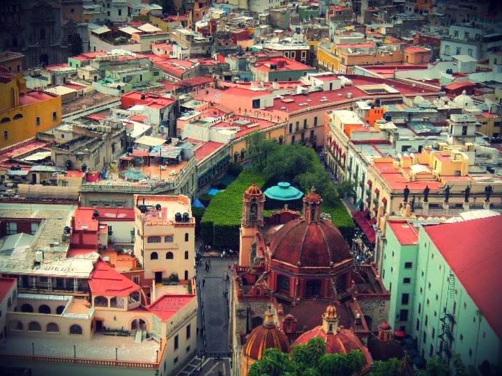 Walking Tours, Mexico