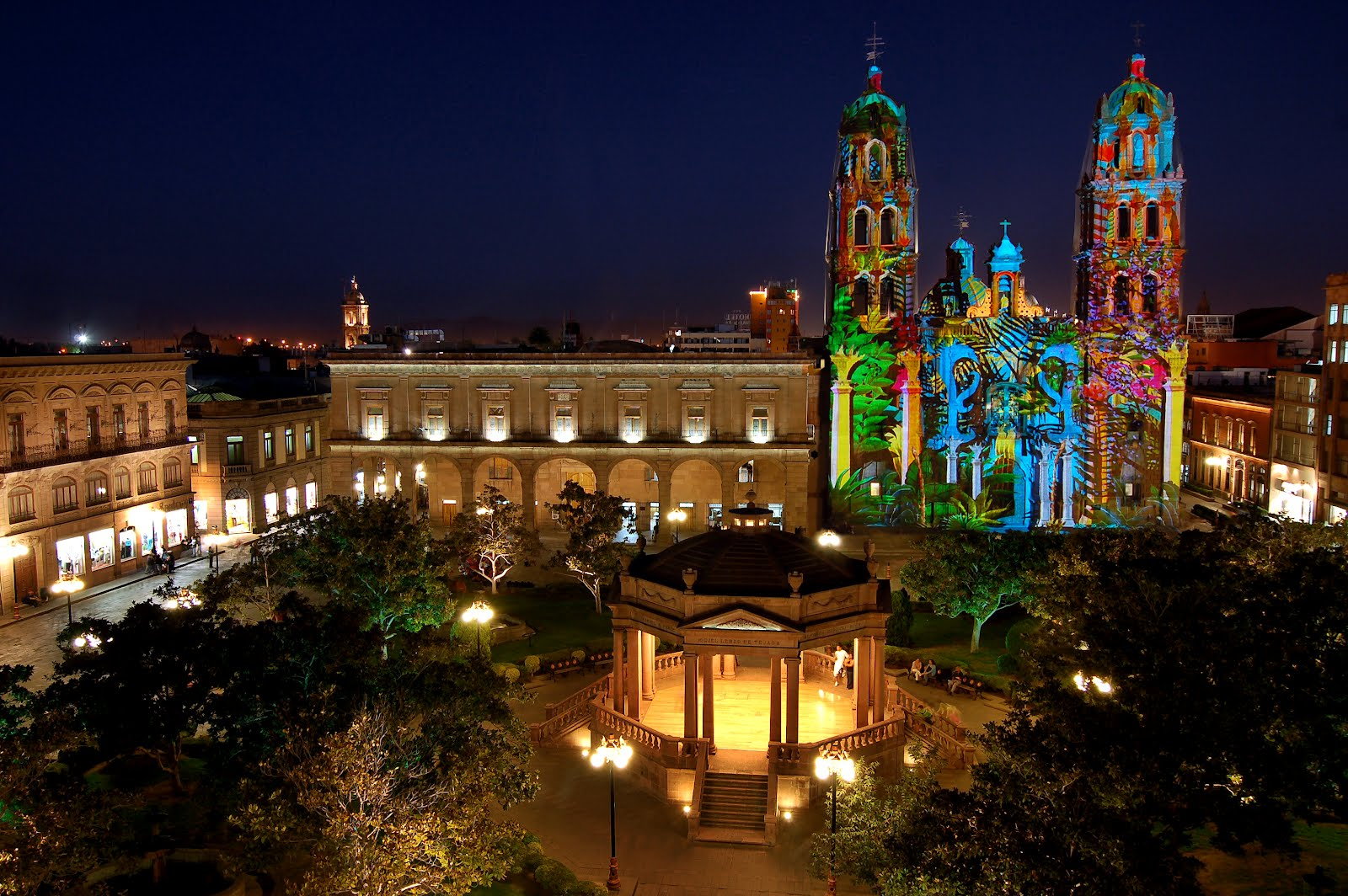 Walking Tours Of San Luis Potosí