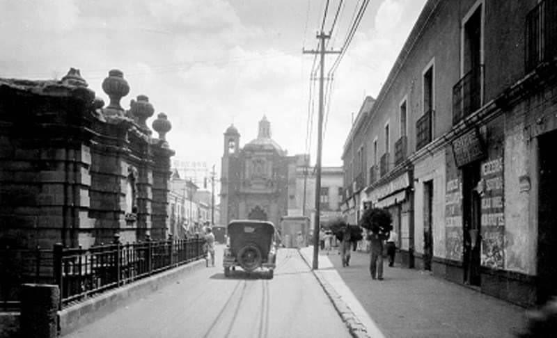 DF, 1930s