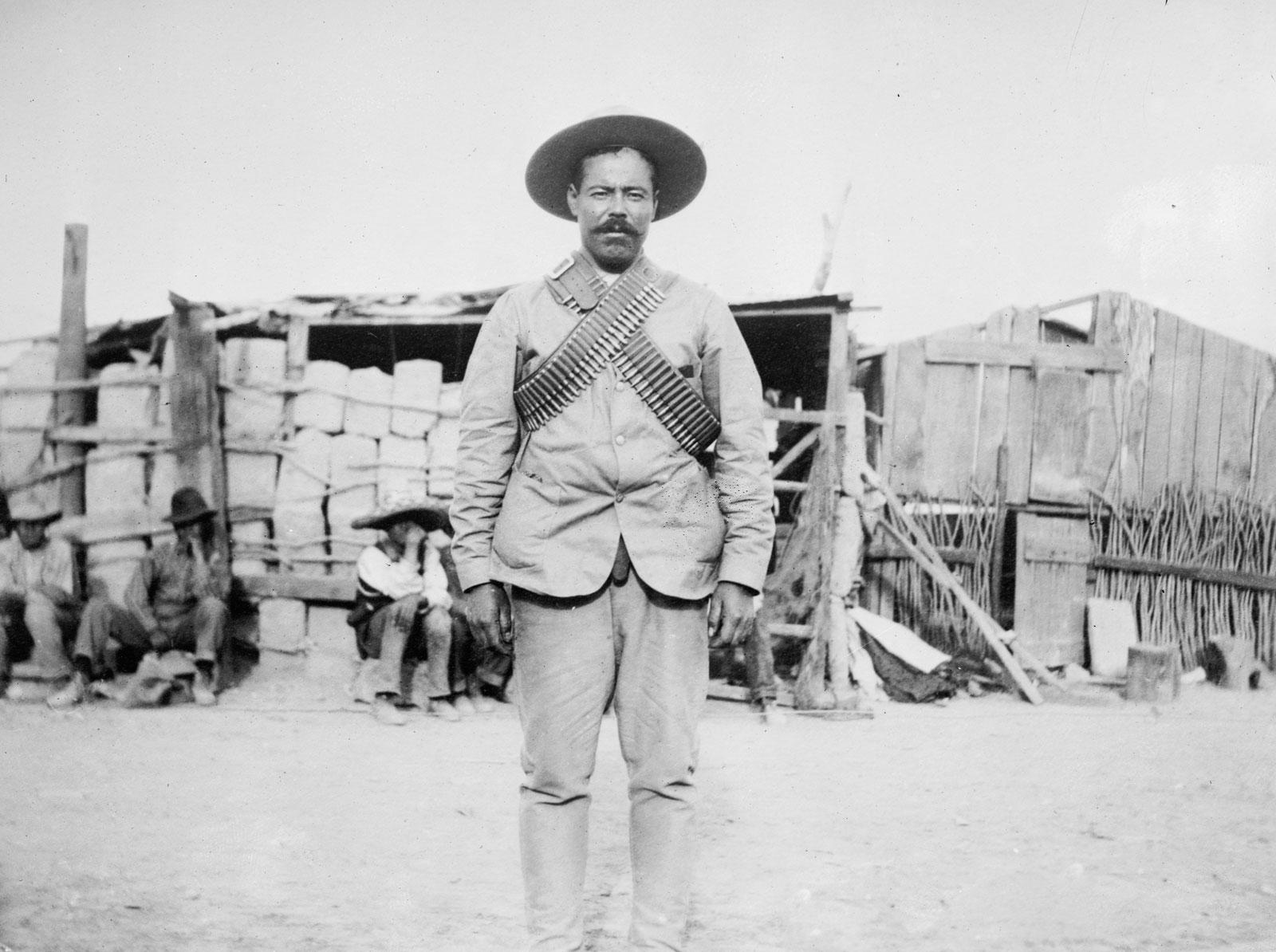 Pancho-Villa's-1916-Raid-on-New-Mexico